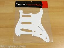 Fender '57 Stratocaster Pickguard 8 Hole 1 Ply FENDER AVRI '57 Strat Worldwide!
