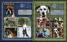 DOMINICA 2010 Hunde Dogs Boxer Dalmatiner 4043-4050 ** MNH
