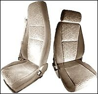 SCANIA R / P VELOUR SEAT COVERS [TRUCK PARTS & ACCESSORIES]