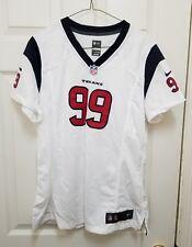 a79f9f224 Nike On Field Houston Texans JJ Watt White Navy Red Jersey Youth Size XL