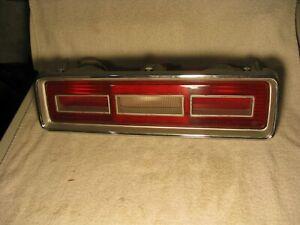 NOS Mopar 1974 Dodge Monaco Left Tail Light