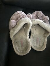 slippers women size 9
