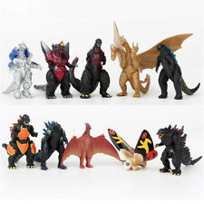Godzilla King Ghidorah Monster 10 PCS Collection Action Figure Kids Toy Gift