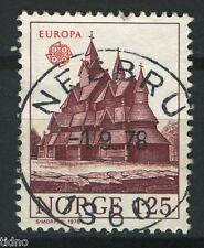 Norway 1978, NK 817 Son Superb 1360 Nesbru 1-9-1978 (AK)