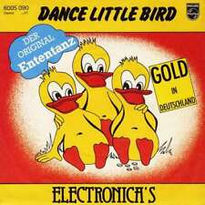"Electronica's* - Dance Little Bird (7"", Single) Vinyl Schallplatte 26948"