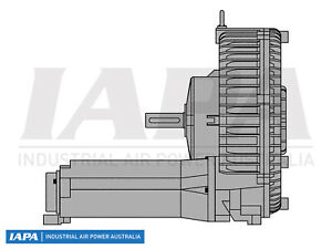 IAPA Side Channel Blower Motor-less - P/N ML-901 Motorless
