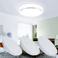 18W Round LED Ceiling Downlight Flush Mount Panel Lamp Daylight Bathroom Kitchen