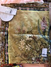 Camilla Among The Gumtrees Large Square Scarf, Size OS, Ships From Perth