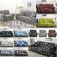 EASY Stretch Couch Sofa Lounge Covers Recliner 1-4 Seater Dining Chair Cover