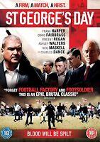 St George's Day DVD (2012) Frank Harper ***NEW***