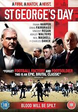 St George's Day DVD (2012) Frank Harper ***NEW***