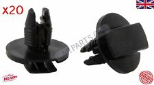 20x Clips Wheel Arch Cover Fastener 8565.53 fit Citroen Peugeot Renault