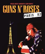 Guns n Roses - Paris 92 (Special Guests Aerosmith & Lenny Kravitz) DVD