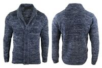 Men`s Ex-Store Chunky Thick Cotton Cardigan Size S-M-L-XL Sweater