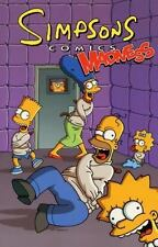 Simpsons Comics Madness by Matt Groening (2003, Paperback)