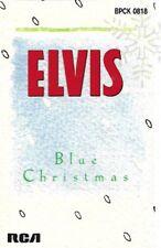 ELVIS Blue Christmas (Cassette)