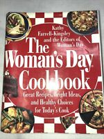 Vtg 1995 Woman's Day Cookbook Great Recipes, Bright Ideas Healthy Choices