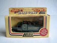 Boxed Lledo Days Gone 1934 FORD MODEL A STAKE TRUCK IND COOPE BREWERY Diecast