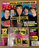 NME Magazine March 2006 - Arctic Monkeys Special - free CD - in stock from UK