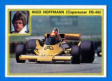 SUPER AUTO - Panini 1977 -Figurina-Sticker n. 21 - INGO HOFFMANN -New