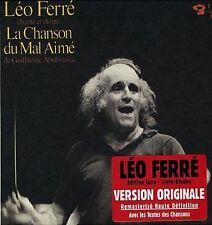 Poetes: Apollinaire Ferre, Leo Audio CD