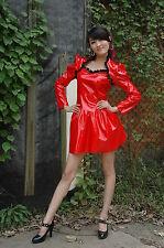 LACKINA--Lack-French Maid,Dienstmädchen KLeid