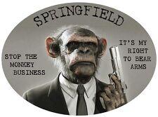 SPRINGFIELD 2nd Amendment Right 2 Bear Arms Assult Rifle Semi Auto Pistol Reload