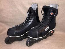 Bauer Inline Skates Mens size 10 Off Ice Hockey Roller Blades NHL
