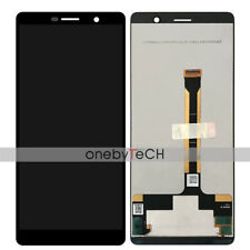 6inch Black LCD Display Touch Screen Assembly For Nokia 7 Plus Nokia 7+
