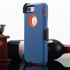 iPhone 8/7 Plus Waterproof Dustproof Heavy Duty Belt Clip w/Stand Case fr Apple