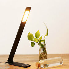 AHORRO ENERGÍA AJUSTABLE Smart LED Lámpara de Mesa Escritorio Lectura Oficina EU