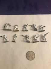Micro Machines Star Wars Lot Of 10 Stormtroopers V4