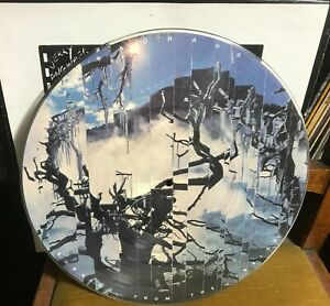"""BAUHAUS burning from the inside 1983 UK BEGGARS BANQUET 12"""" LP PICTURE DISC"""
