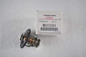 Genuine Mitsubishi Galant Eclipse Outlander Lancer Expo Thermostat MD315301 OEM