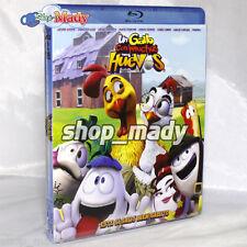 Un Gallo con Muchos Huevos -1 Blu-ray Reg. A,B,C ESPAÑOL LATINO