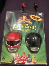 Mighty Morphin Power Rangers Walkie Talkies