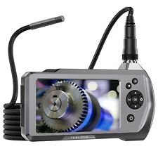 Industrial Endoscope Inspection Camera Waterproof Borescope Snake Camera LED Lig