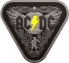 ⚡️2018 $5 PROOF AC⚡DC 45 YEARS OF THUNDER⚡️+ GUITAR PICK⚡️PAY ONLY $180 P5OFF*