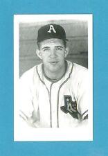 James Burton (Amarillo) 1960 Vintage Baseball Postcard By Norman A. Paulson