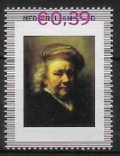 Persoonlijke zegel Rembrandt MNH 2420-A-12: Zelfportret 1669