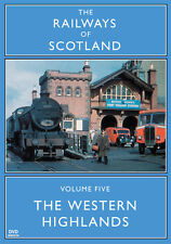 The Railways Of Scotland Volume Five: The Western Highlands - DVD
