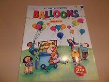 """Grade 3 Math Book """"Balloons"""""""