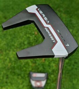 ODYSSEY VERSA NUMBER 7 PUTTER - 35 INCHES - SUPERSTROKE GRIP