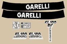GARELLI KL 100 5V ELECTRONIC SERIE ADESIVI STICKERS