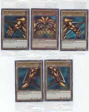 "Yu-Gi-Oh! Trading Card Game EXODIA, THE FORBIDDEN ONE Lost Art ""LART"" Promo Set"