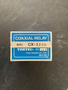 Tohtsu Coaxial-Relay Model CX-520D