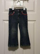 toddler girl jeans size 3t, adjustable