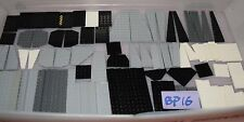Lego BASEPLATES bulk lot 100 pieces. ACTUAL PICTURES. FAST SHIPPING!! (BP 16)