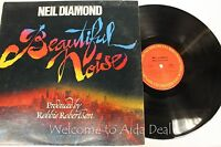 "Neil Diamond - Beautiful Noise (1976) LP 12"" (VG)"