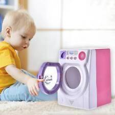 Mini Simulation Toy Kids Children Pretend Play Home ApplianceToy Washing Machine
